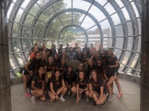Idaho State University Women's Soccer Trip