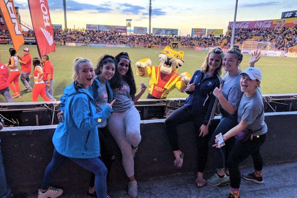Elmhurst College women's soccer