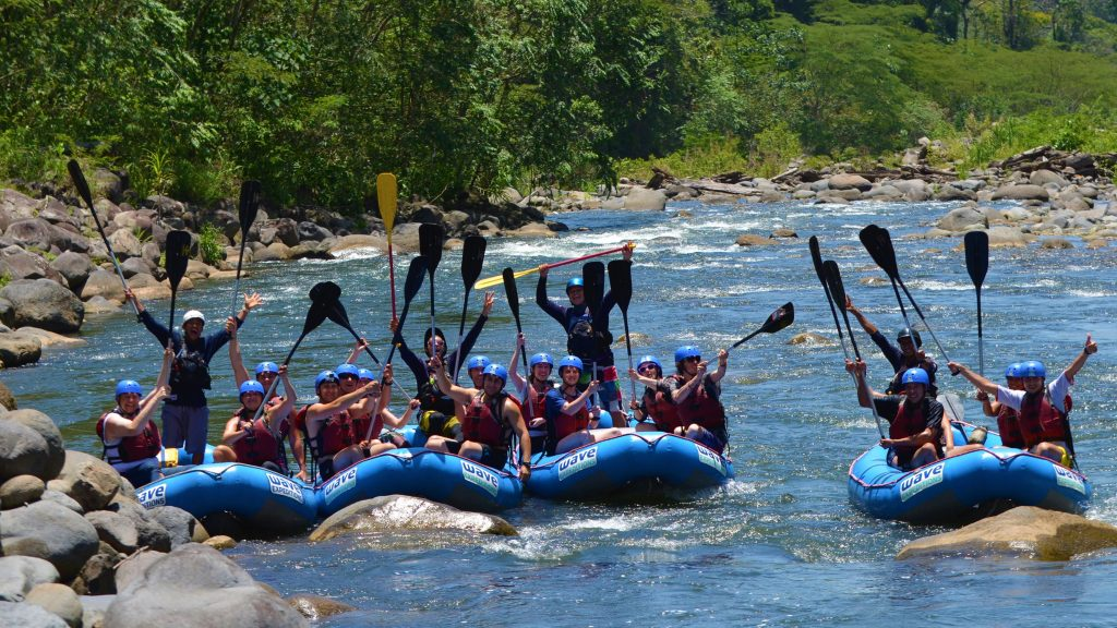 Water Rafting Costa Rica