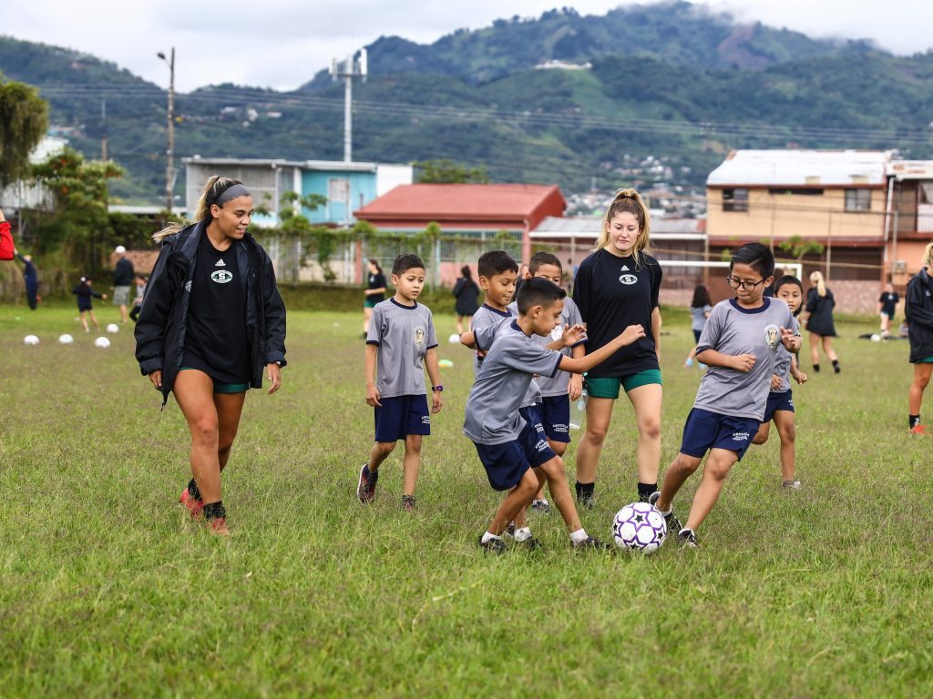 Costa Rica Soccer Preseason Training