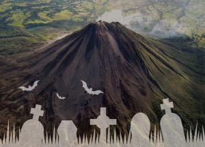 Volcanos in Costa Rica