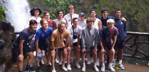 ODP West Region Soccer Team exploring Costa Rica