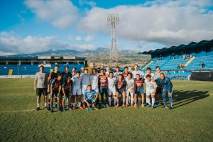 ODP South Region boys soccer team pictured.