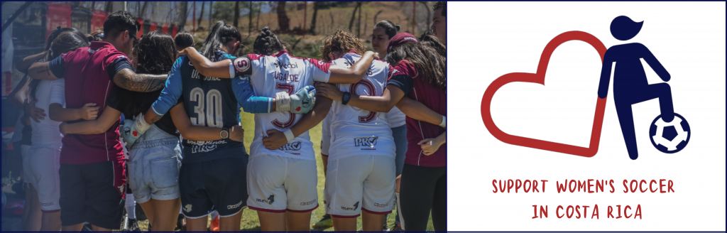 support women's soccer campaign